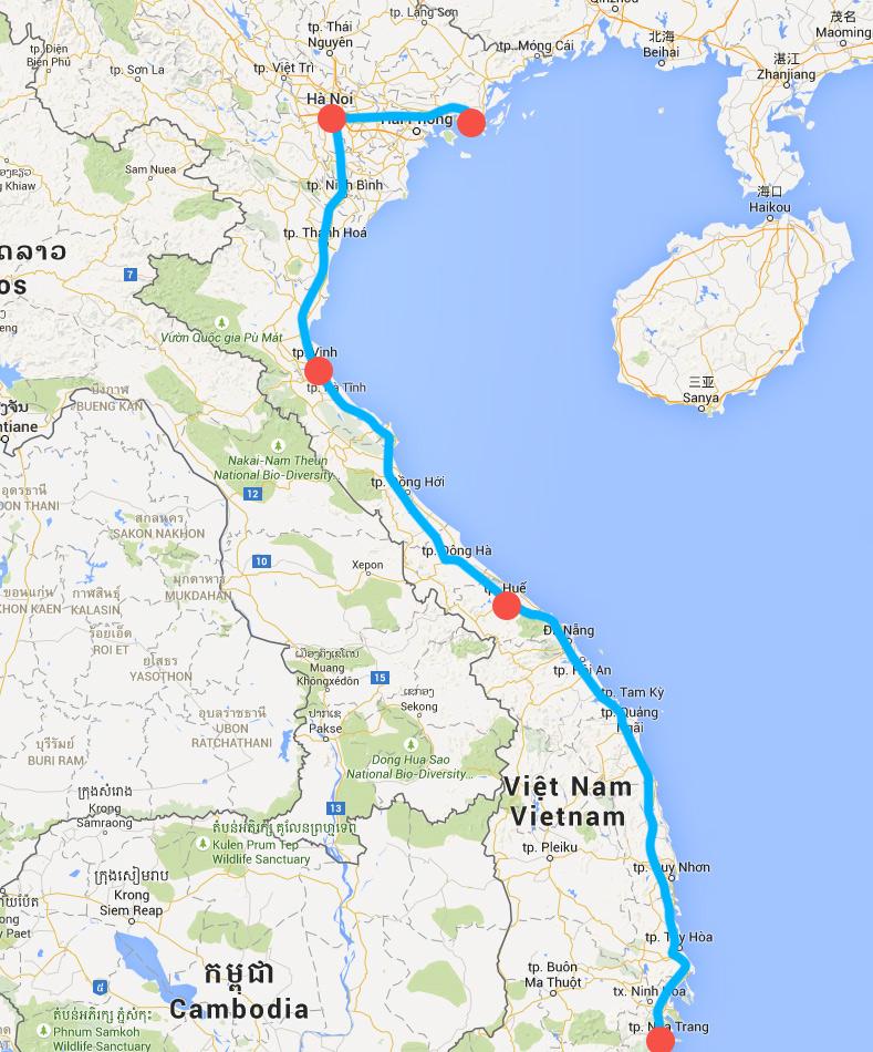 vietnam-mapa-cesty