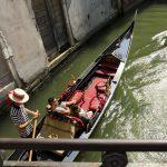 Benátky - Gondola