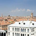 Benátky - Fondaco dei Tedeschi