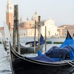 Benátky - Gondoly