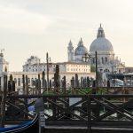 Benátky - Bazilika Santa Maria della Salute