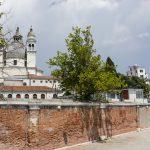 Benátky - Na cestě k bazilice Santa Maria della Salute
