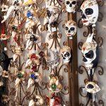 Benátky - Masky