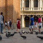 Benátky - Náměstí San Marco