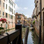 Benátky - Výhled z hotelu