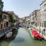 Benátky - menší kanál
