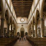 Florencie - Bazilika Santa Croce