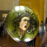 Florencie - Galerie Uffizi, Caravaggio