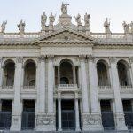 Řím - Bazilika San Giovanni in Laterano