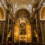 Řím - Kostel San Luigi dei Francesi