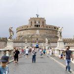 Řím - Hrad Sant'Angelo