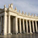 Řím - Náměstí Sv. Petra