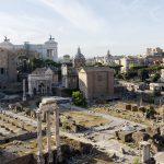 Řím - Foro Romano
